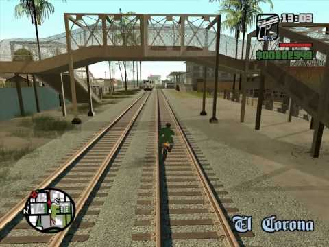 ALL WE HAD TO DO WAS FOLLOW THE DAMN TRAIN, CJ