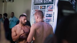 MMA (UFC) Khalid Ismail - Weigh-in and Fight Night (UCMMA 31)