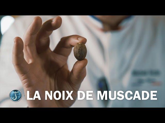 LA NOIX DE MUSCADE : la petite touche de Michel Roth