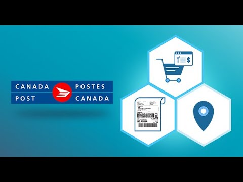 WooCommerce Canada Post Shipping Plugin with Print Label