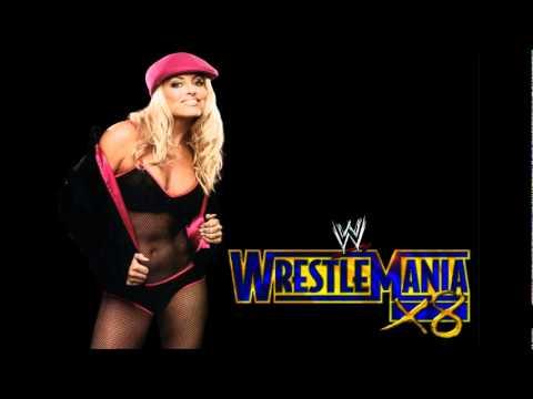 Trish Stratus Rare Theme WrestleMania X8 GC