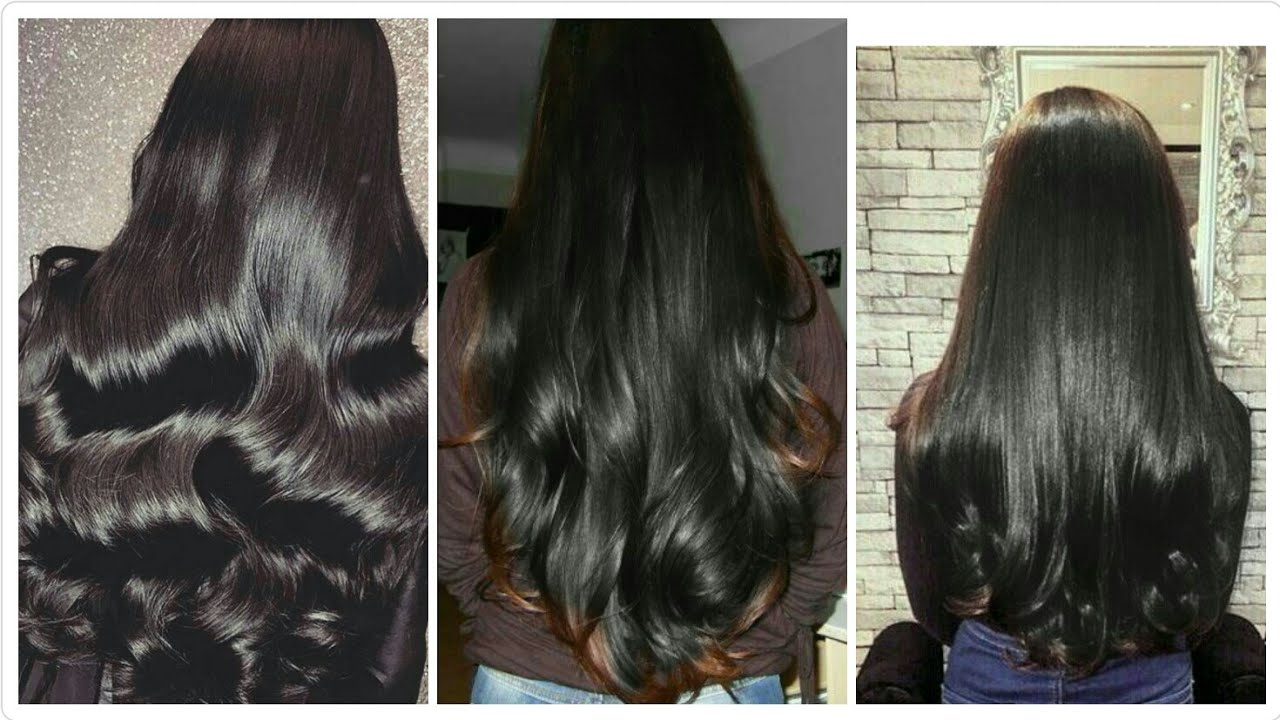 How To Get Soft Silky Hair Naturally At Home