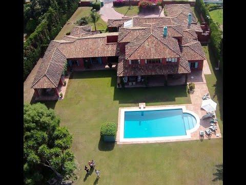 Villa in Sotogrande for sale, San Roque, Costa del Sol, Cadiz
