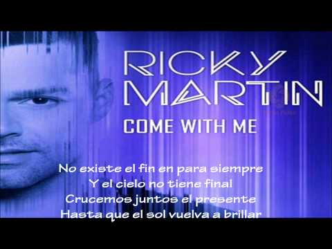 Come With Me Letra en Español  Ricky Martin