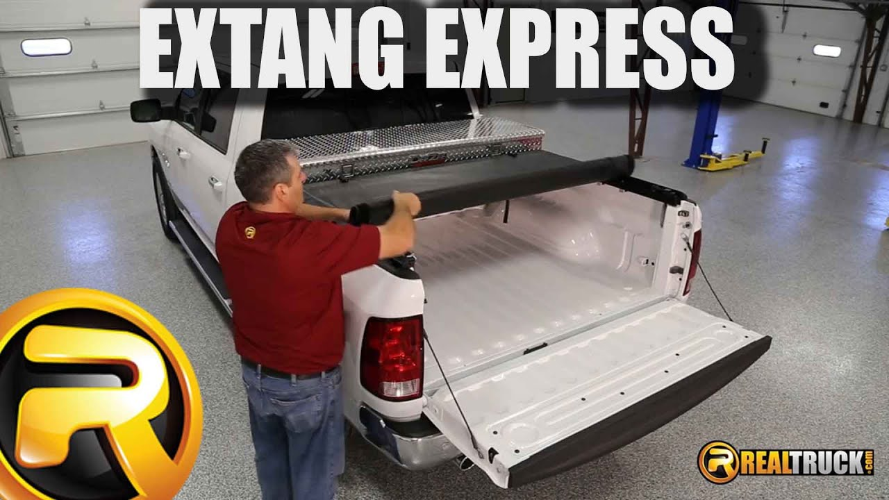 Extang Express Toolbox Truck Bed Covers Video