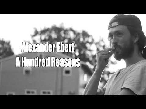 Alexander Ebert - A Hundred Reasons (Unreleased Track)