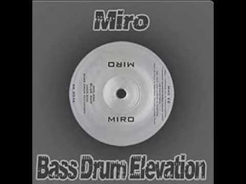 Miro - Bass Drum Elevation