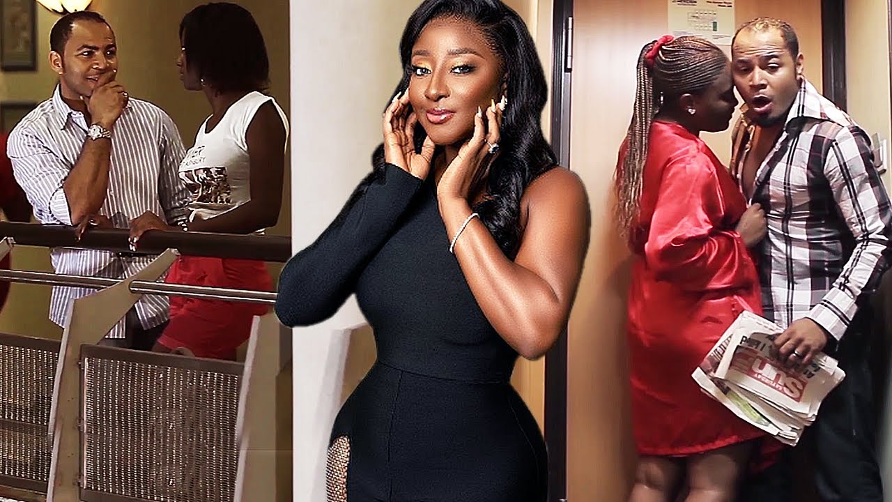 Download WHEN A WEEKEND ROMANTIC DATE IS OUT OF CONTROL 1 [Ini Edo//Ramsey Noah//Genevieve] - Nigerian Movies
