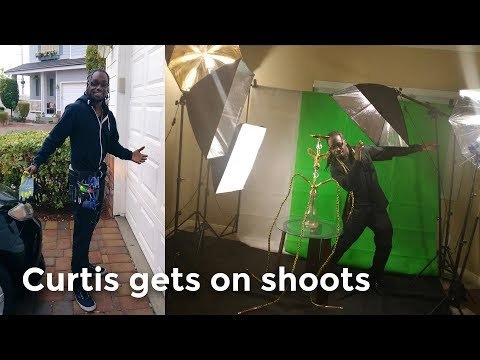 Curtis get on shoots