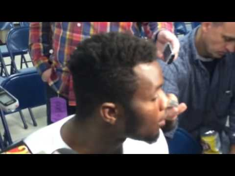 Dante Fowler talks preparing for NFL Draft
