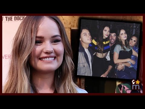 Debby Ryan Talks Disney Reunion w Cole Sprouse & Demi Lovato, COVER VERSIONS & Choosing Roles