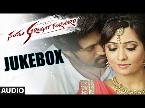 Santhu Straight Forward Jukebox || Santhu Straight Forward || Yash, Radhika Pandit || Kannada Songs