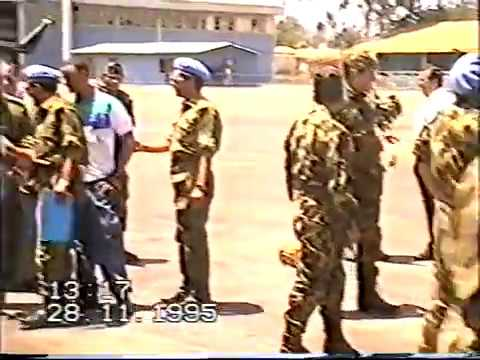 Angola UNAVEM III 1995-1996 Part I
