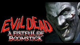 Evil Dead A Fistful of Boomstick | LIVESTREAM - 5/14/16 - No Commentary
