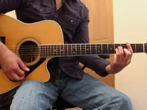 The Chair George Strait Guitar Lesson Youtube