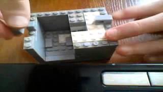 Как сделать лего сейф (V3) (RUS) / How to make lego safe (V3)