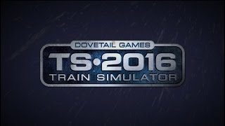 обзор Train Simulator 2016 AlMoDi