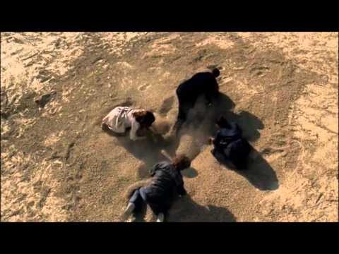 Bones - Hodgins and Brennan Buried Alive