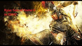 Ryse: Son of Rome II in 2018??