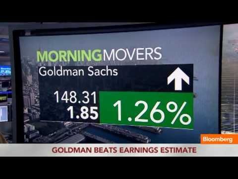 Goldman Sachs Profit Beats on Investment-Bank Gains