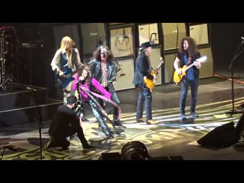 Aerosmith - Last Child - MGM Las Vegas - August 1 2015