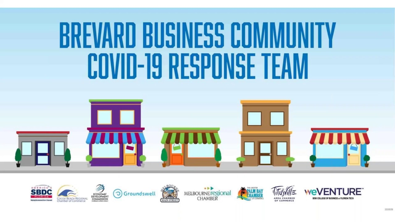 Covid 19 Business Resources Economic Development Commission Of Florida S Space Coast