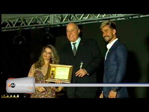 SBT Interior é homenageado e premiado na 4ª edição do 'Top Golden Business'