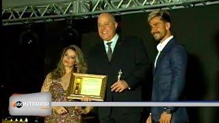 Baixar SBT Interior é homenageado e premiado na 4ª edição do 'Top Golden Business'