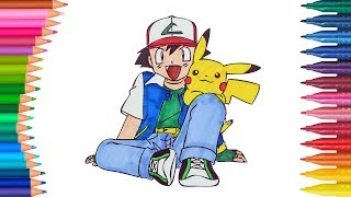 Pikachu Boyama Etiketli Videolar Videobring