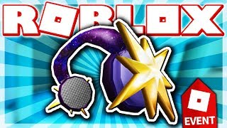 HOW TO GET THE NORTH STAR HEADPHONES!! (ROBLOX LABYRINTH EVENT - Parkour Tag!)