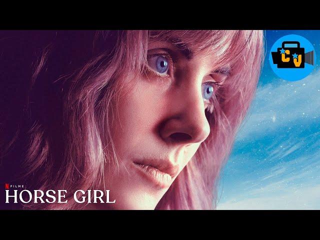 HORSE GIRL - (Trailer legendado Portugal - Netflix)