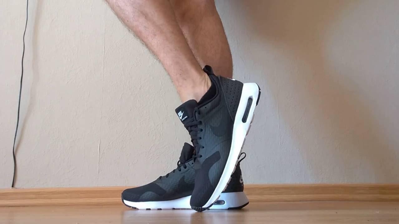 Butyshoes Nike Air Max Tavas Essential 725073 001 na nogachon feet