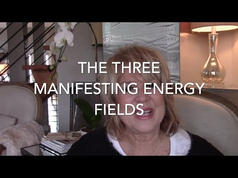 Access the Three Manifesting Energy Fields with Landria Onkka