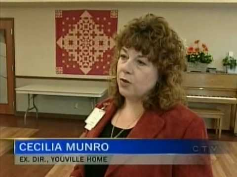 Cuts to long-term care affect Youville Home.