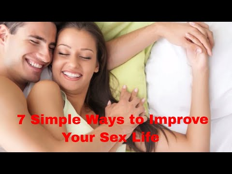 7 simple ways to improve your s  ex life in bed(stamina)