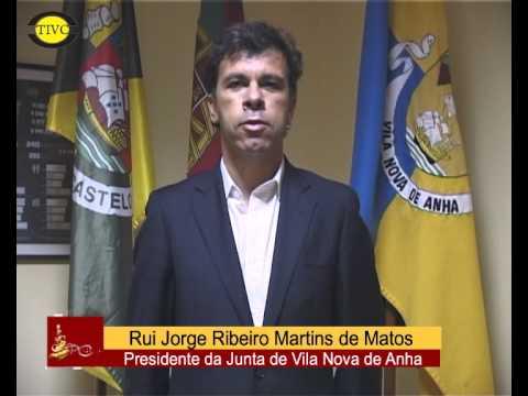 Mensagem de Natal da Junta de Freguesia de Vila Nova de Anha