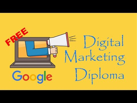free online digital marketing course with certificates