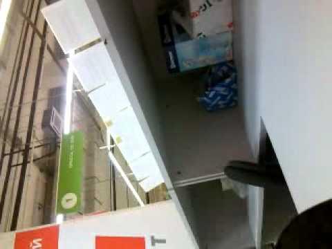 Видео снятое в магазине. 7 континент.  Mp4