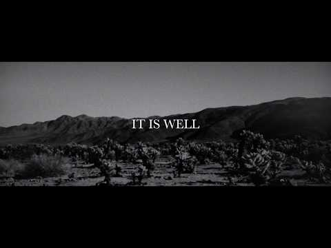 Finding Favour - It Is Well (Official Lyric Video)