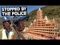 RISHIKESH | STOPPED BY THE POLICE IN INDIA | BOLLYWOOD MOVIE SET! | INDIA TRAVEL VLOG