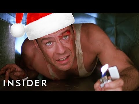 Marc 'The Cope' Coppola - Debate Is On Again. Is Die Hard A Christmas Movie? Case Made & Bruce Says!