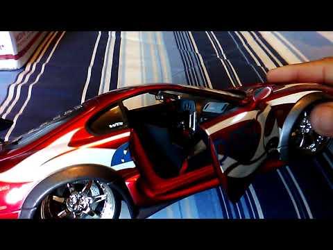 Jada Toyota Supra 1/18 scale import racer