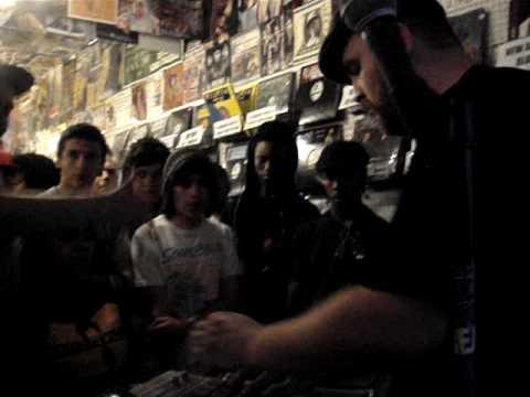 Exile and DJ Day MPC Set @ Fat Beats LA - Medley #2