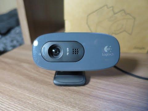 На что способна бюджетная вебкамера? Logitech C270