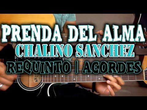 Tutorial | Prenda Del Alma | Chalino Sanchez | Requinto | Acordes | TABS