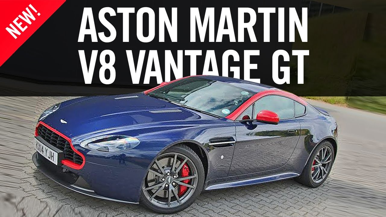 aston martin v8 vantage gt n430 review first drive - youtube