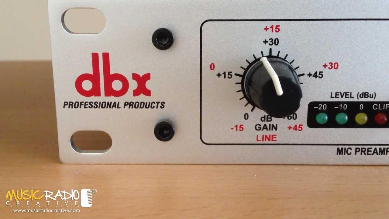 dbx 286s