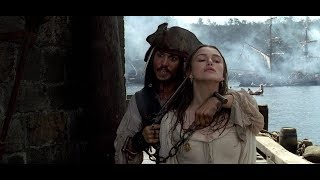 Пираты Карибского моря Pirates of the Caribbean  Капитан Джек Воробей