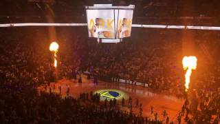 GSW Opening Night 2016-2017 Season