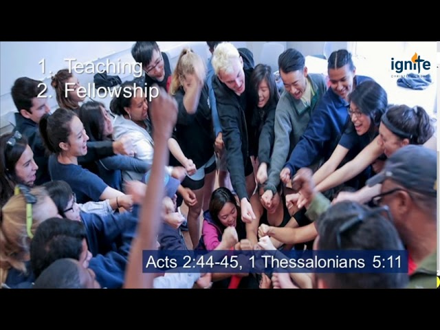 Ps Darin Browne - The Early Church Family